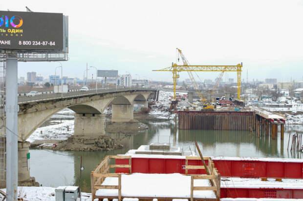 На Кубани ускорят строительство Яблоновского моста