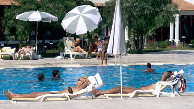 В Ростуризме назвали число россиян, отдыхающих в Турции и Танзании