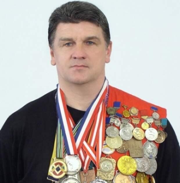 Сергей Гаврась – православный антифашист, витренковец – чемпион мира, Европы, лидер мировых рейтингов