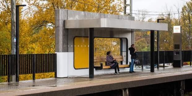 На станции МЦД-1 «Бескудниково» построят новую пассажирскую платформу