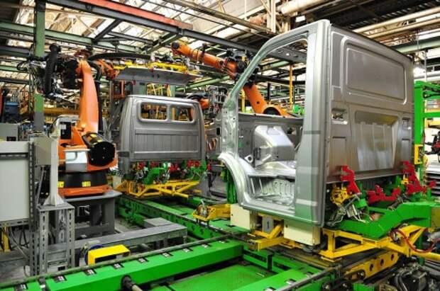 «Группа ГАЗ» будет собирать вместо Chevrolet Aveo автомобили других марок