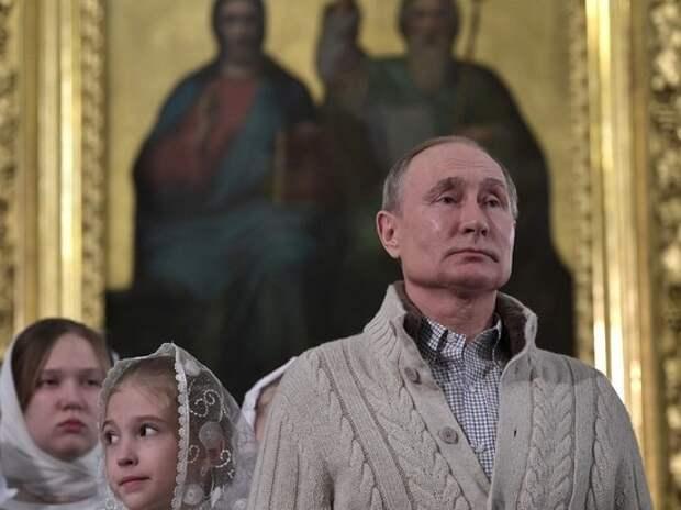 """СМИ: Путин предложил игнорировать """"безнравственные"""" международные договоры"""