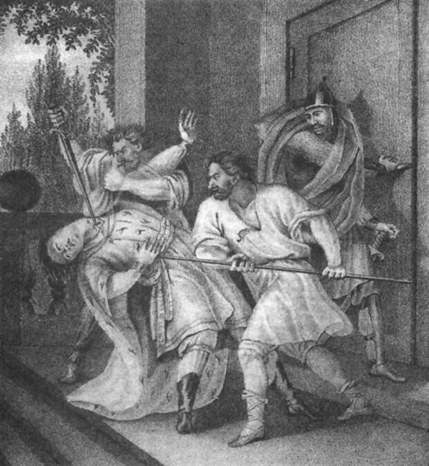 Князь Владимир Святославич - Языческое правление.