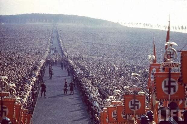 Мало кто видел эти редкие исторические фото исторические кадры, фото