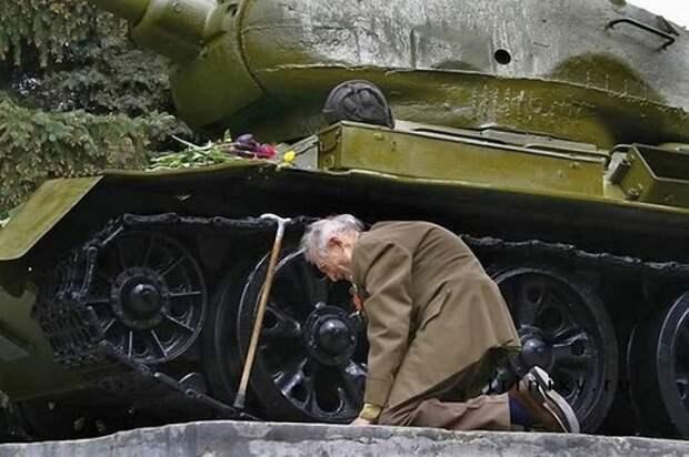 Либеральная слепота. За что погибали советские люди?