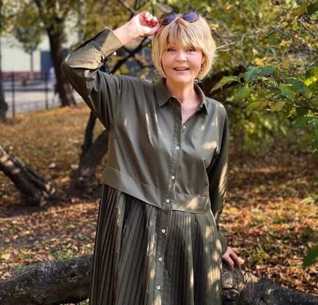 «Игнорирую»: Юлия Меньшова рассказала о взаимоотношениях с поклонниками