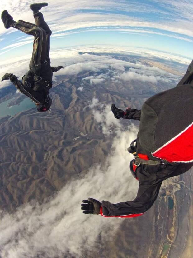 15 захватывающих дух фотографий, сделанные камерой GoPro