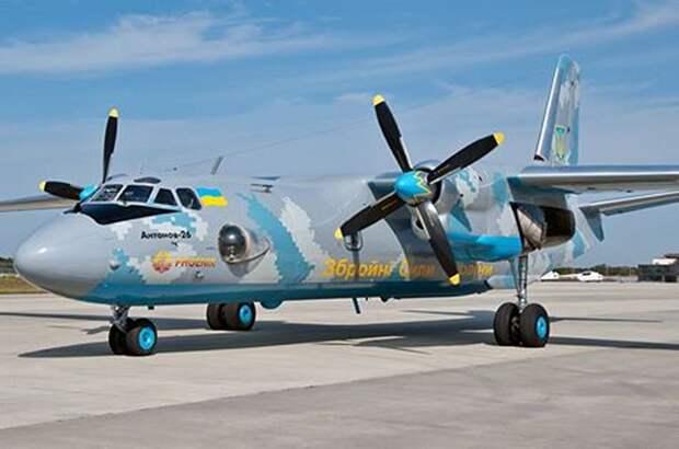 На Украине подвели итоги поступления авиатехники на вооружение ВВС