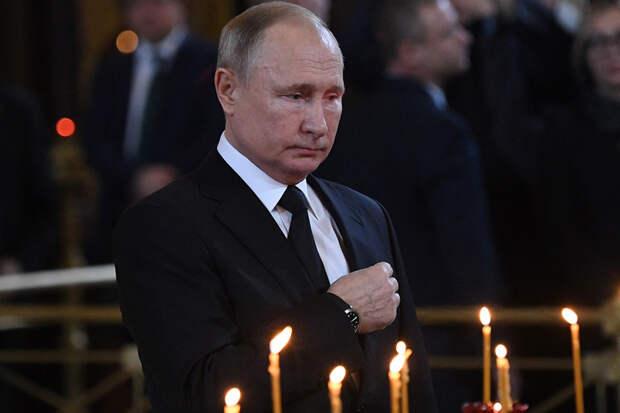 Putin-Lost