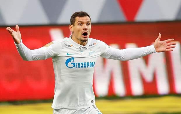 Ловрен может восстановиться к игре «Зенита» с «Локомотивом»