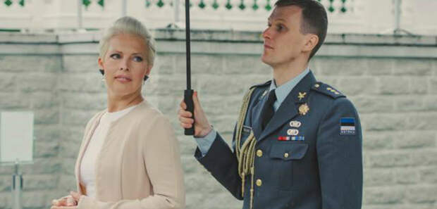 Супруга президента Эстонии