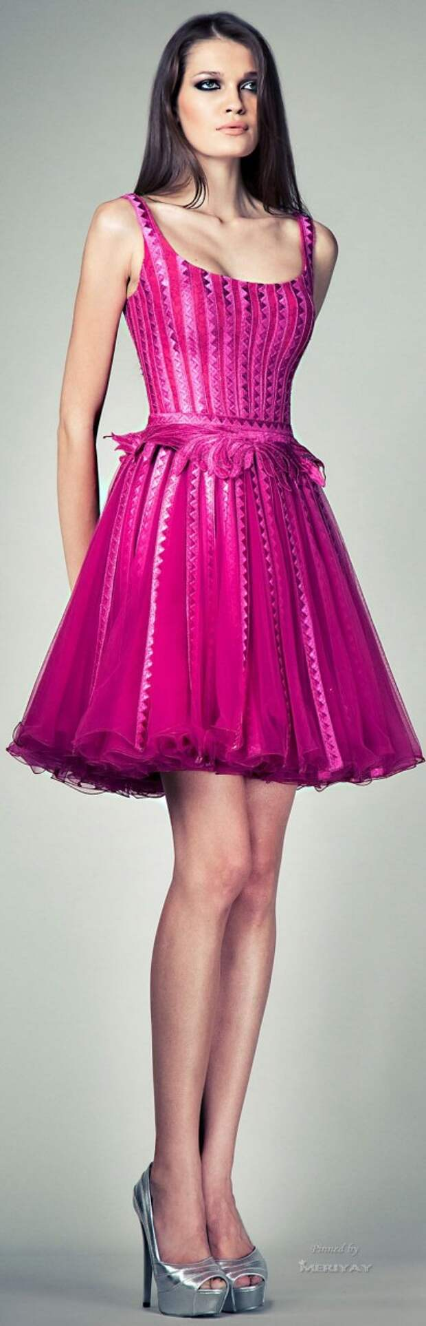 Tony Ward Spring-summer 2014 § Love the color!!!