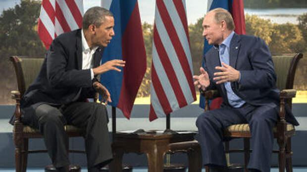 Из Израиля: Мямля Обама и решительный Путин