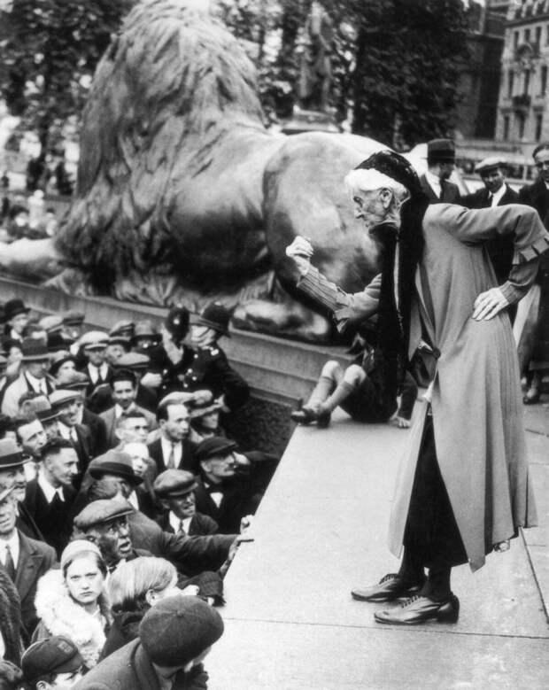 10 исторических фото, доказывающих, что 30-е были очень странным периодом
