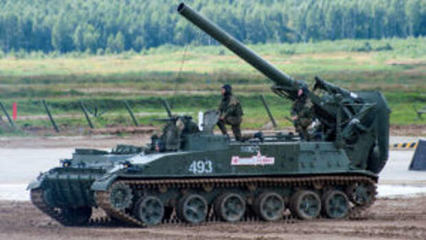 ТАСС: под Калининградом размещено оружие «пробивающее» всю Европу