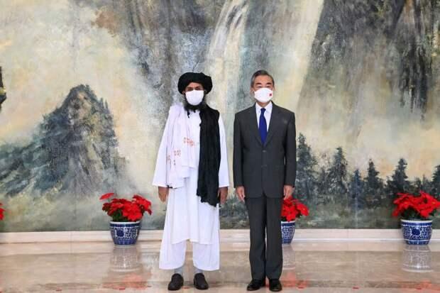За фасадом войны Талибана с правительством