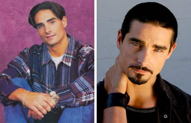 Кумиры 90-х тогда и сейчас