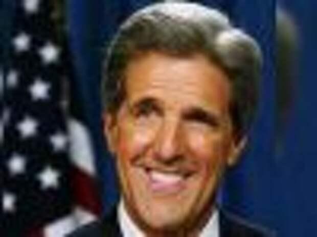 Госсекретарь США Джон Керри поздравил россиян с Днем РФ
