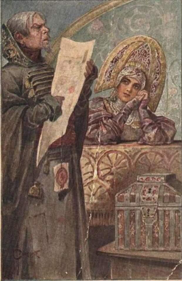 Зарплата писцов в монастырях 16-17 века