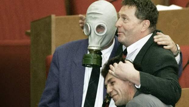 Персоны 90-ых: Депутат Марычев.