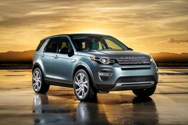 На смену Land Rover Freelander пришел новый Discovery Sport