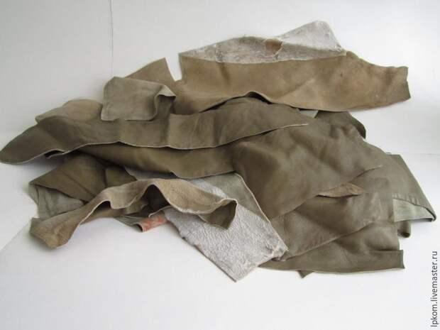 Вынужденный декор резиновых сапожек натуральной кожей