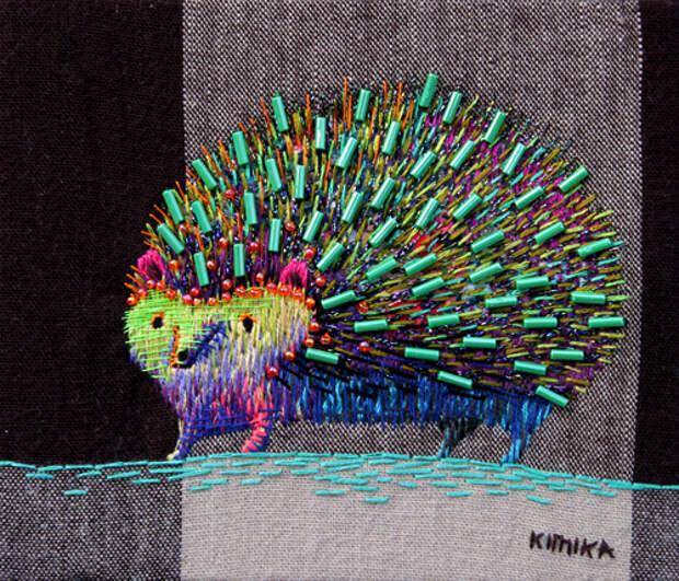 Kimika Hara << Illustration Friday