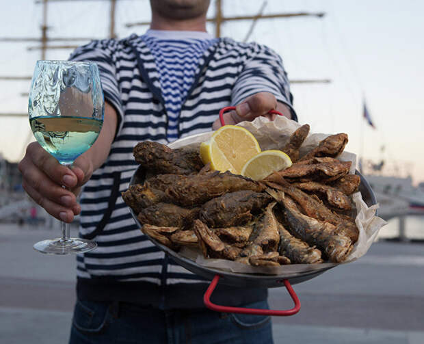 Новые даты: когда пройдёт гастрономическая ярмарка «Море еды»