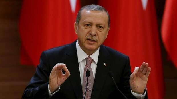 Эрдоган: Надеюсь, история с Су-24 не повторится
