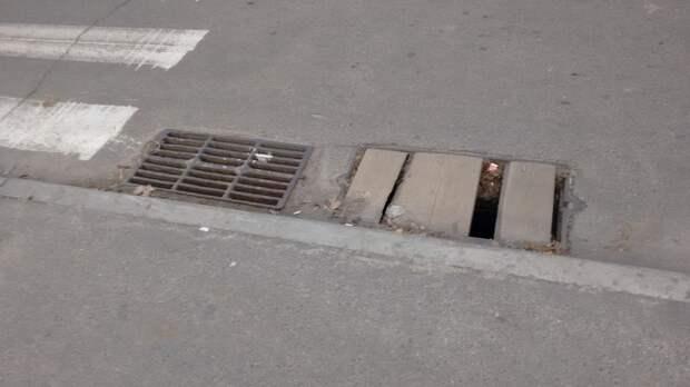 А вот такого я и в самой безысходной российской провинции без водопровода не видел