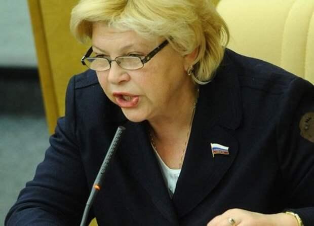 В ГД прокомментировали идею создания ведомства по борьбе с неугодными артистами на Украине