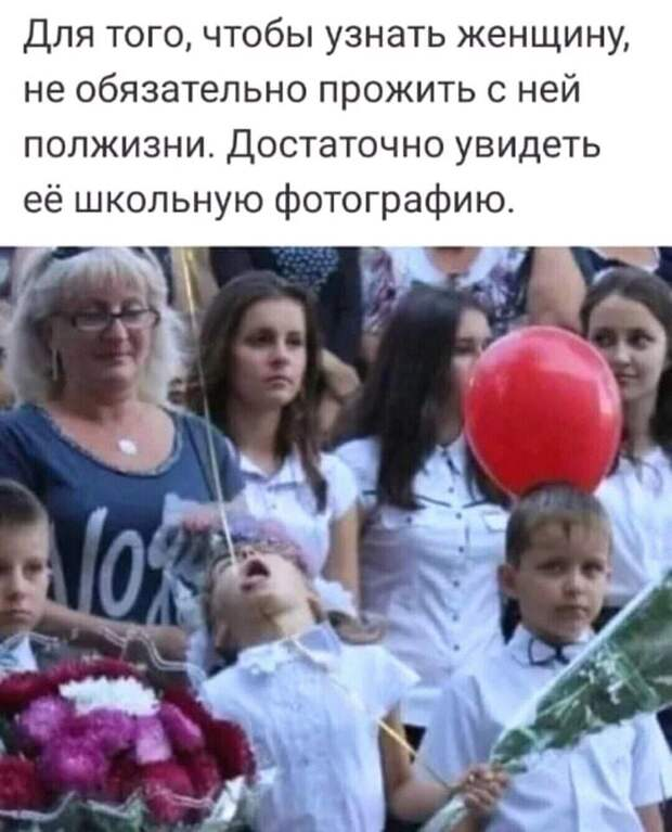Случай из жизни. Четырехлетняя Анечка идет с папой в детский сад...