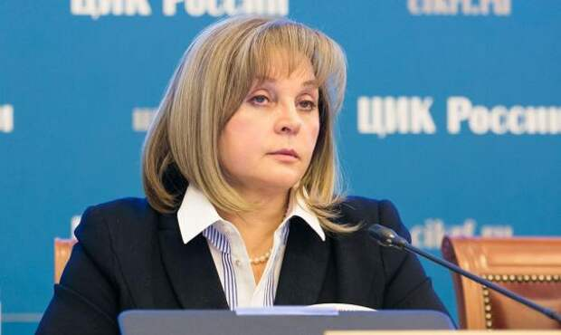 Памфилова: реакция Грудинина - предвыборный треп