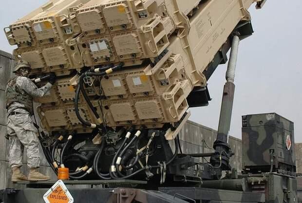 Вашингтон начал поставки ЗРК Patriot для военных в Румынии