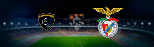 Портимоненси - Бенфика: Прогноз на матч 22.04.2021
