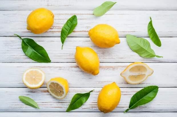 Необычное применение лимонных корок
