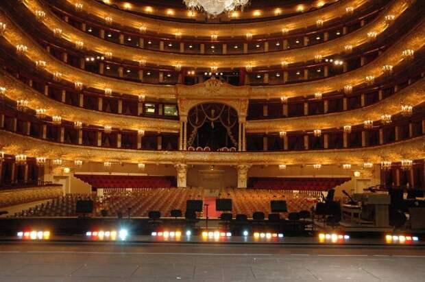 Балетный сезон в Большом театре завершается премьерой «Ундины»