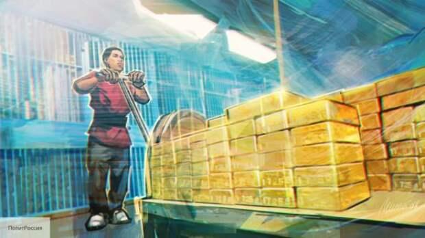 В Германии боятся, что Берлин потерпит фиаско с вывозом золота из США