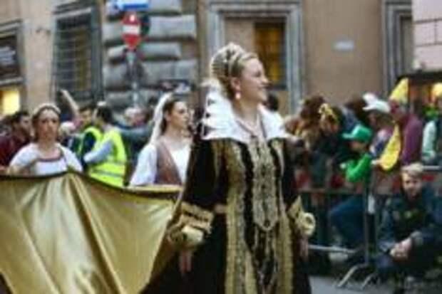 Римский карнавал