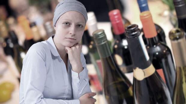 Рак и алкоголь: влияние спиртных напитков на развитие болезни выяснили ученые
