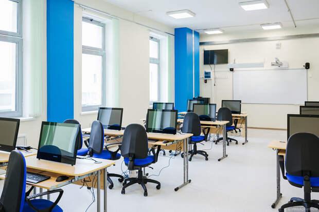 В Москве построили школу будущего