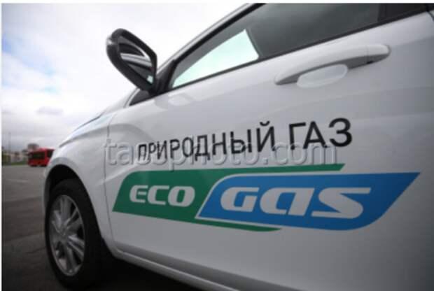 Путин подталкивает бизнес инвестировать в рынок газомоторного топлива