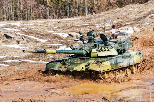 """The National Interest сравнило возможности танков Т-80 и M1″Абрамс"""" в компьютерной игре"""