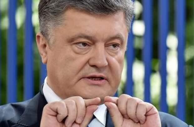 Разбрасываться землями не будем! Порошенко рассказал, как «вернёт» Крым и Донбасс