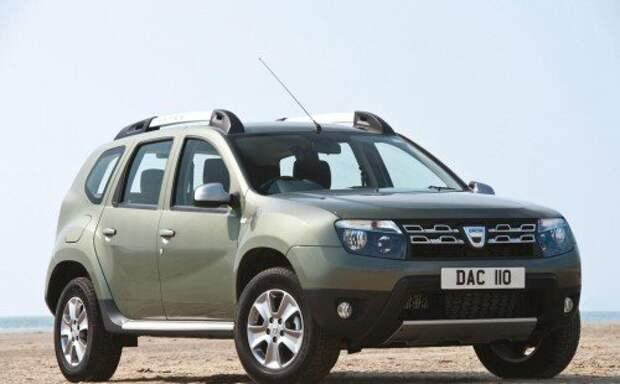 Dacia Duster1