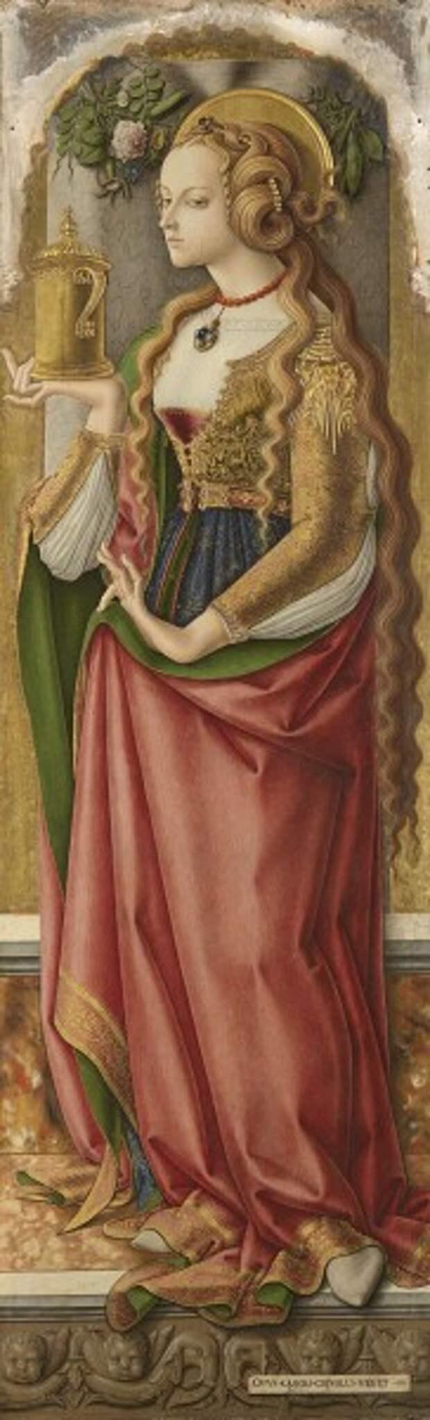 Три итальянских художника