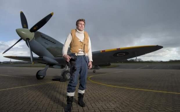 Самолёт Spitfire