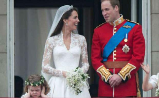 Куда подевалась угрюмая девочка со свадьбы принца Уильяма и герцогини Кейт