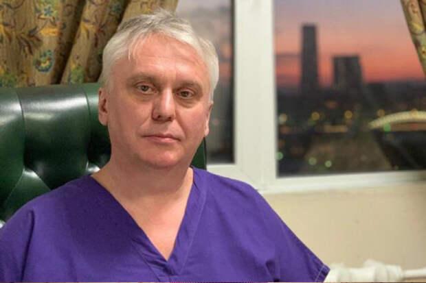 Уволенный трансплантолог Каабак ответил Скворцовой на свою «неуникальность»