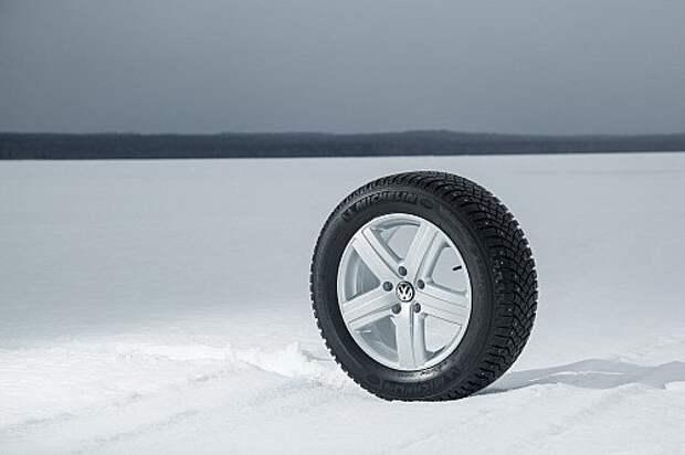 Обновленные шипованные шины Michelin для вcедорожников  В продаже с осени 2015 года
